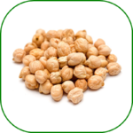 Precooked Dried Chickpeas